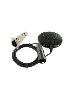 Beépített cajon mikrofon XLR adapterrel